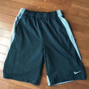 Boys Nike mesh shorts